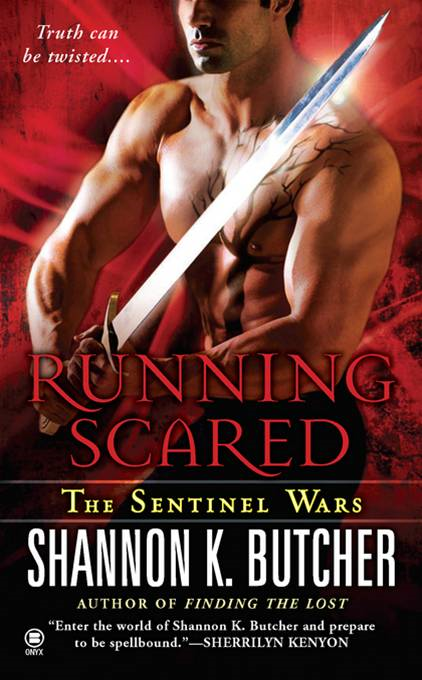 Running Scared: The Sentinel Wars By: Shannon K. Butcher