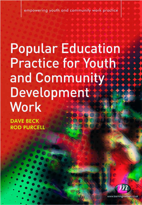 Popular Education Practice for Youth and Community Development Work