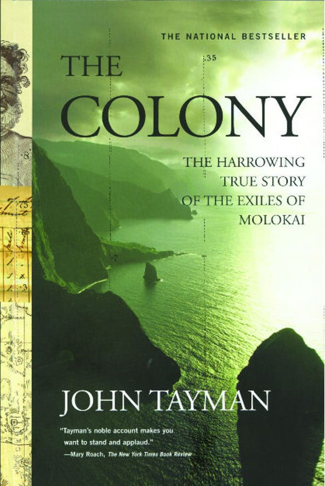 The Colony By: John Tayman