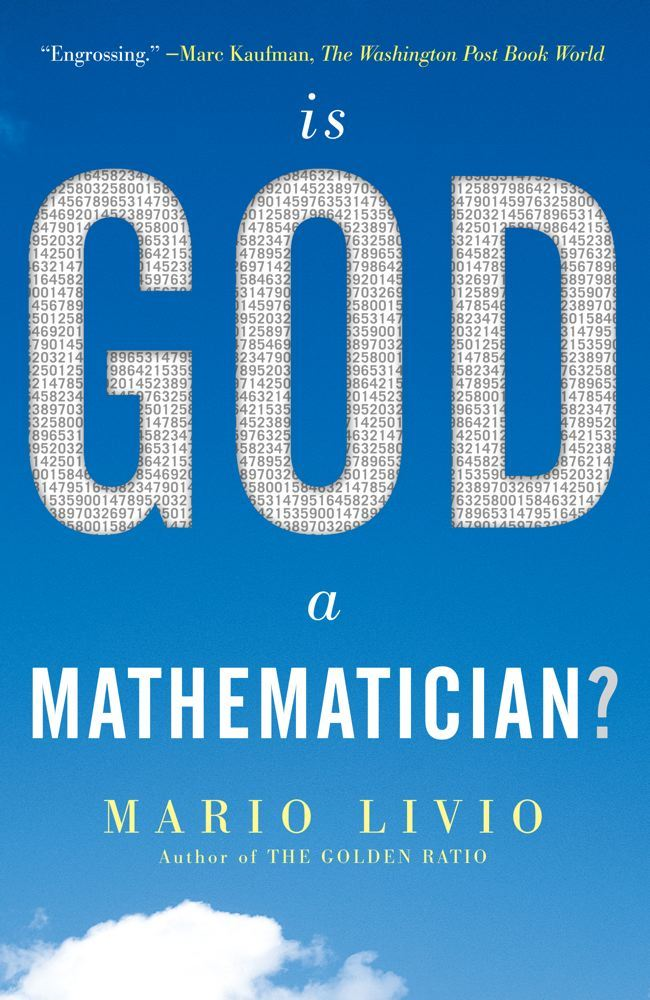 Is God a Mathematician? By: Mario Livio