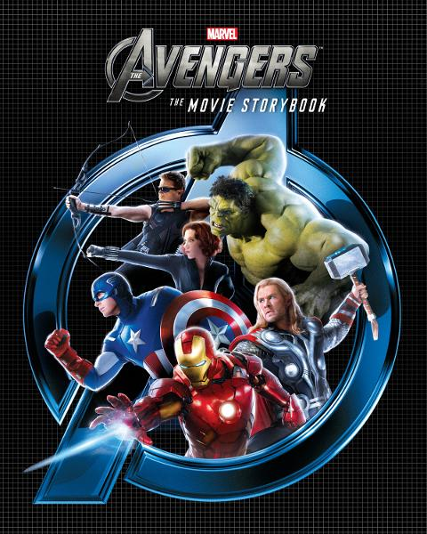 The Avengers Movie Storybook By: Disney Book Group