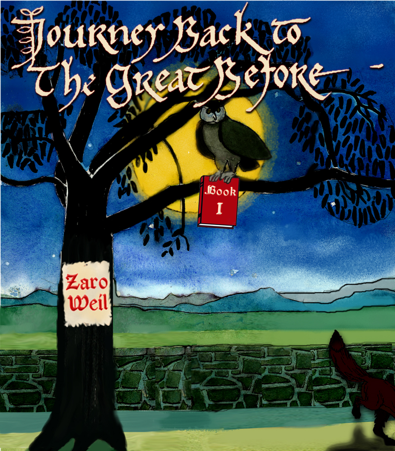 Journey Back to the Great Before By: Zaro Weil