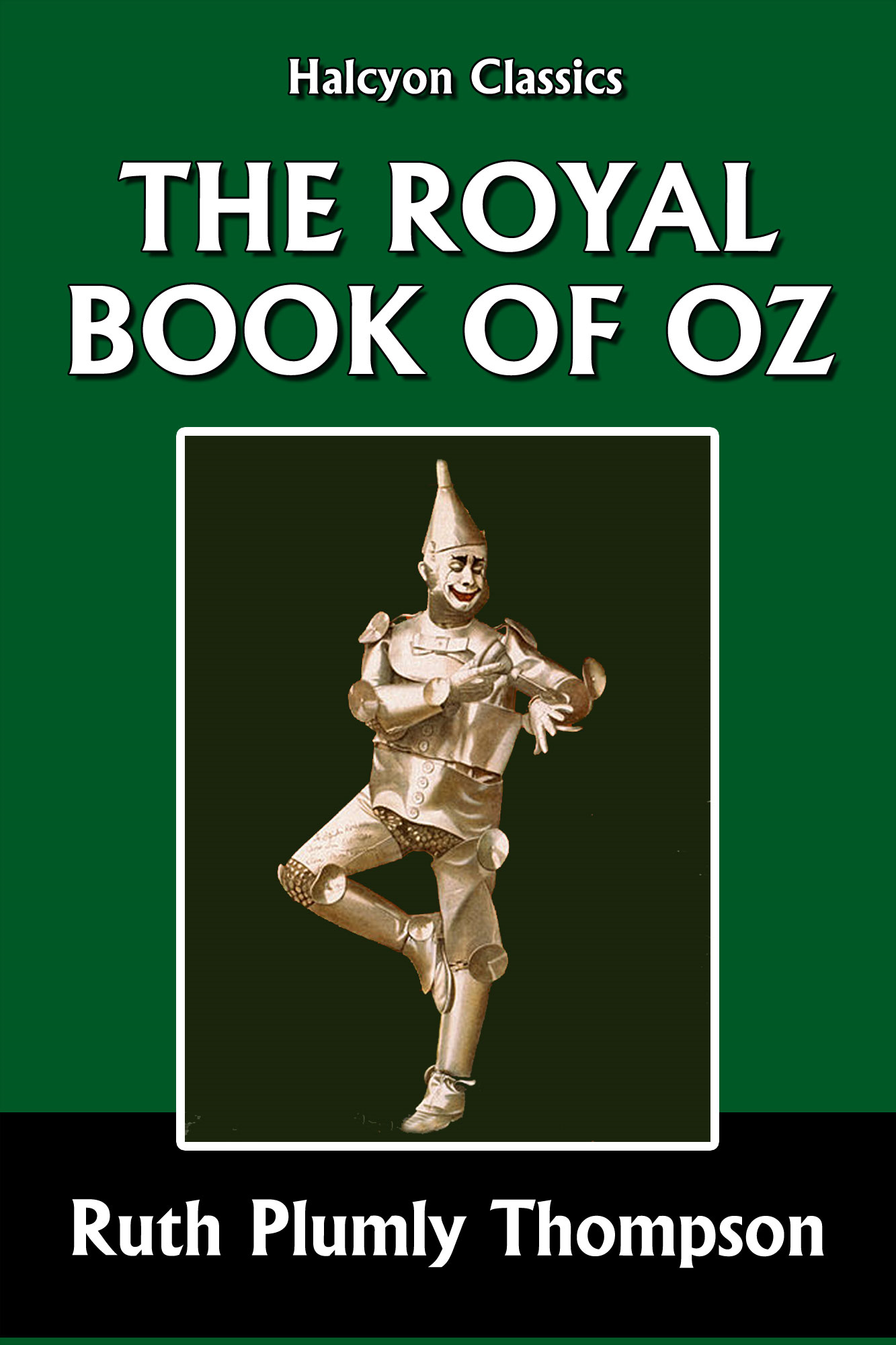 The Royal Book of Oz [Wizard of Oz #15]