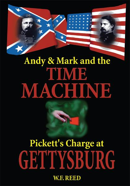 Andy & Mark and the Time Machine