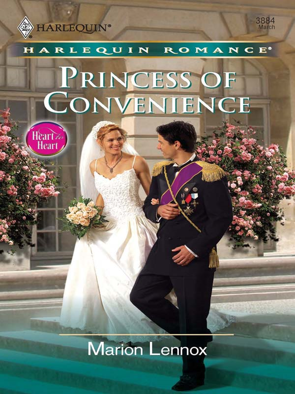 Princess of Convenience By: Marion Lennox