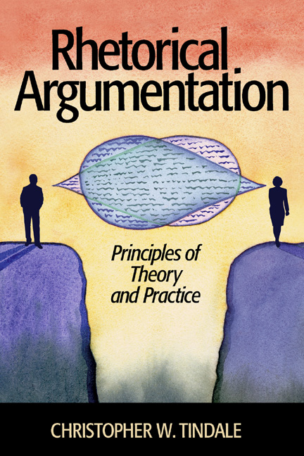 Rhetorical Argumentation By: Christopher W. Tindale