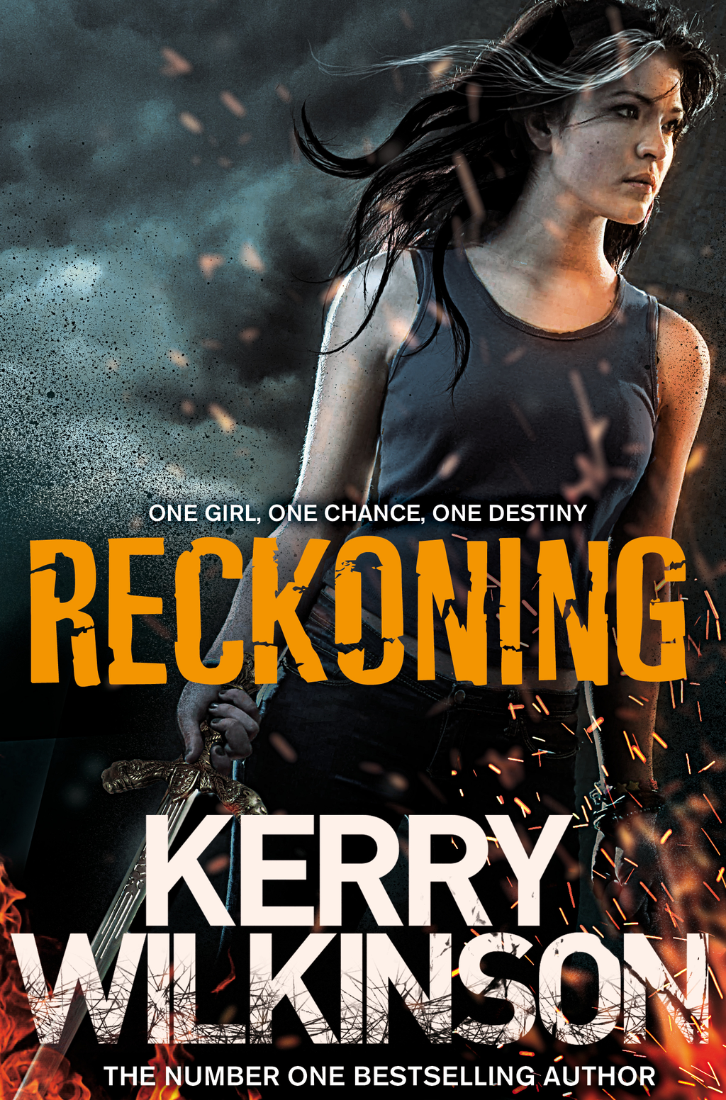 Reckoning (The Silver Blackthorn Trilogy Book 1)