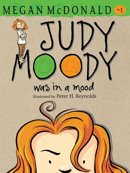 Judy Moody By: Megan McDonald