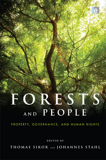 Forests and People Property,  Governance,  and Human Rights