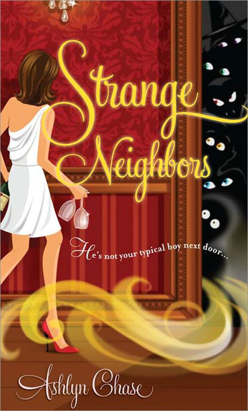 Strange Neighbors By: Ashlyn Chase