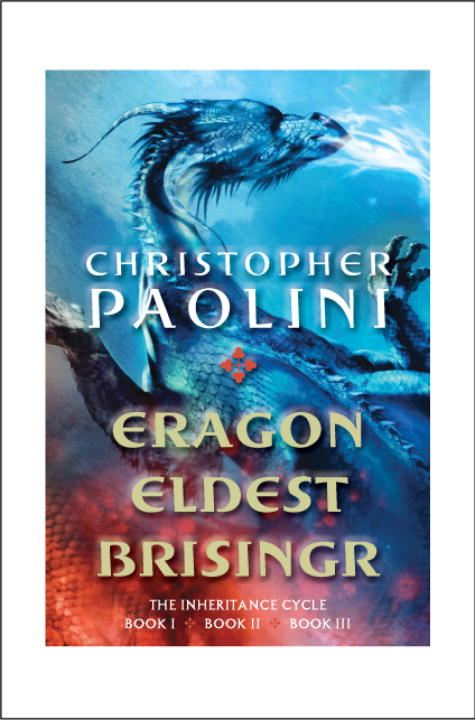 Inheritance Cycle Omnibus: Eragon, Eldest, and Brisingr By: Christopher Paolini
