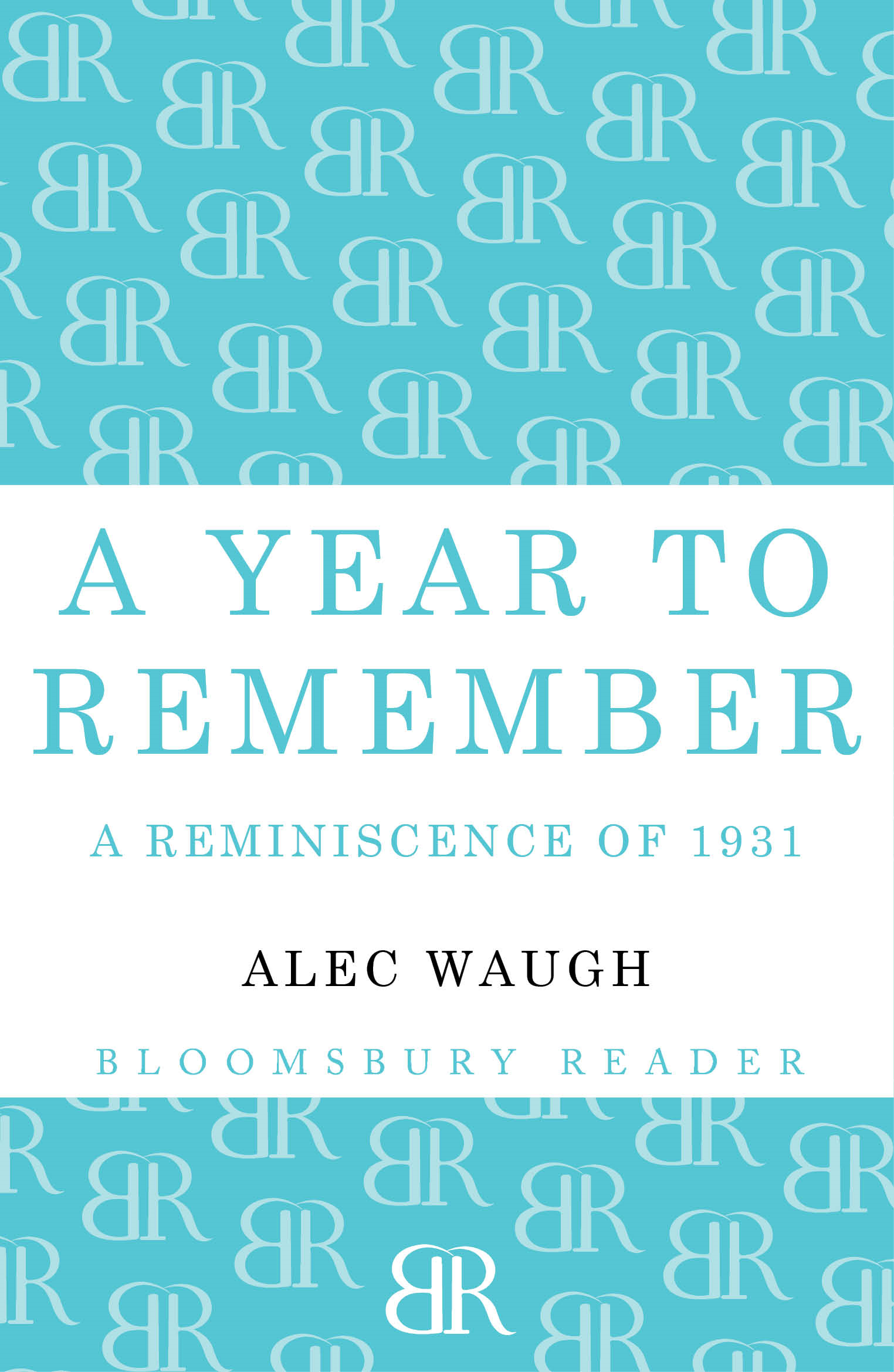 A Year to Remember: A Reminiscence of 1931
