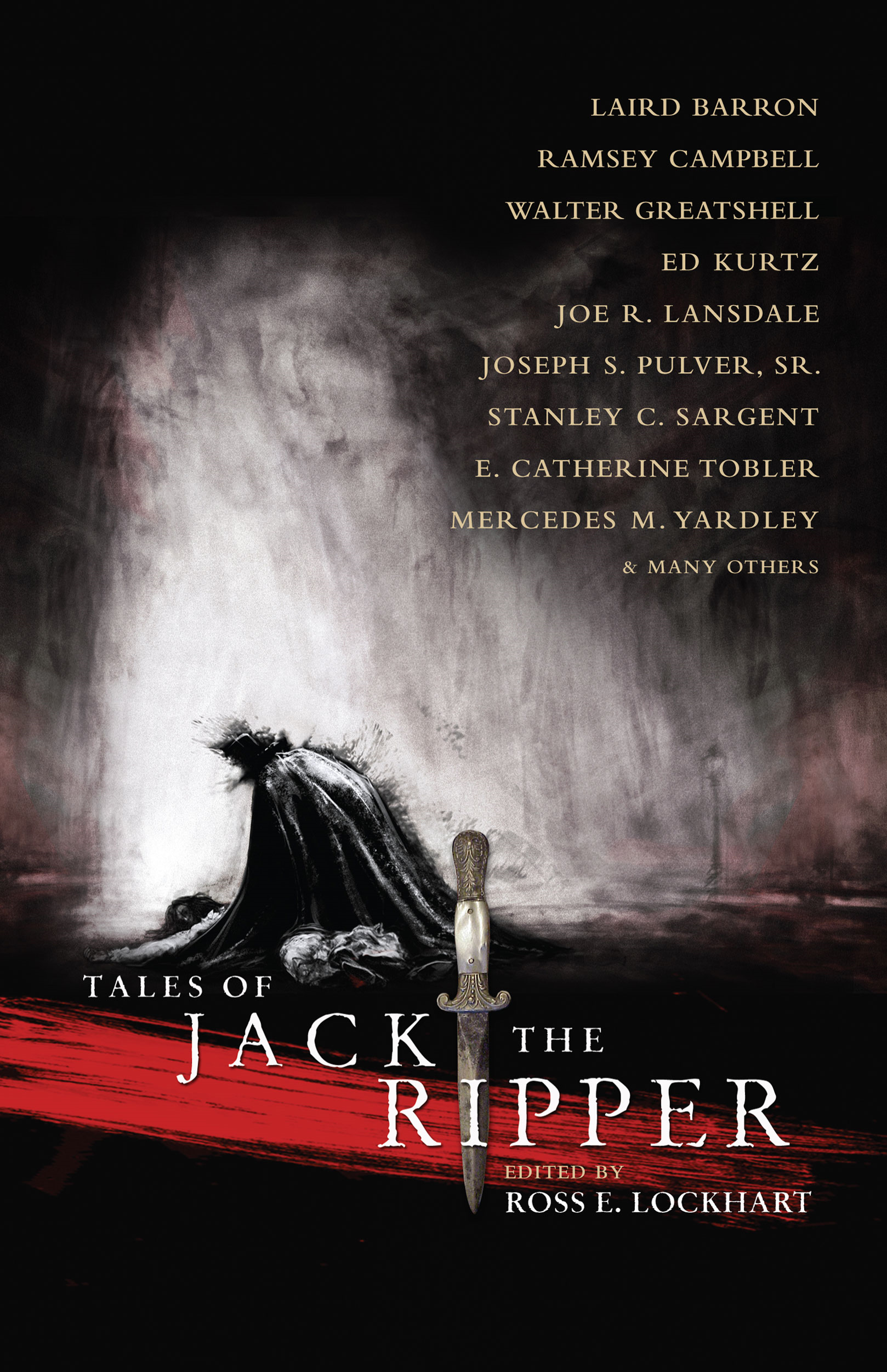 Ross E. Lockhart - Tales of Jack the Ripper