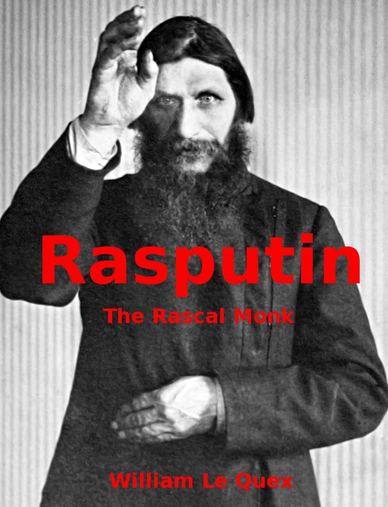 Rasputin-The Rascal Monk