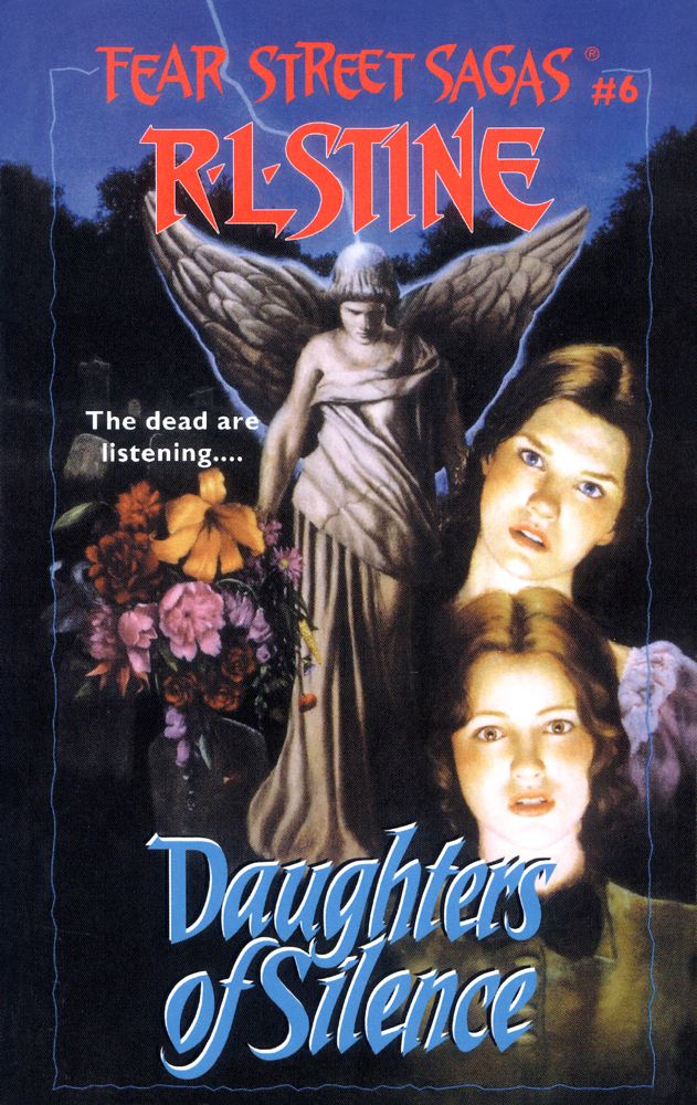 Daughters of Silence By: R.L. Stine