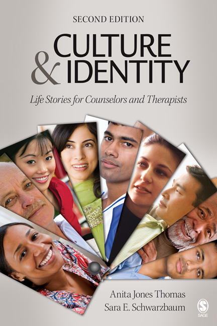 Culture and Identity Life Stories for Counselors and Therapists