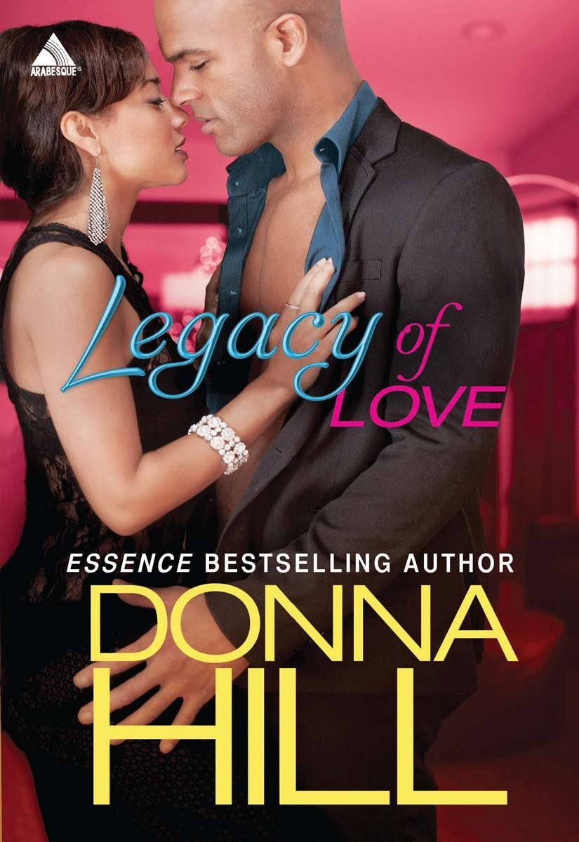 Legacy of Love By: Donna Hill