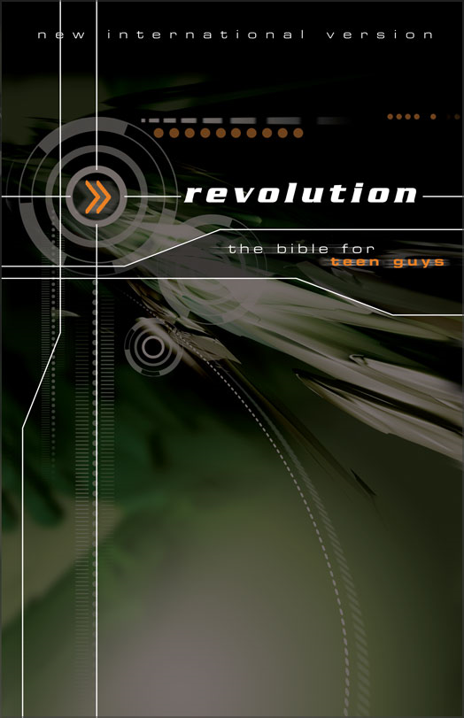 NIV Revolution: The Bible for Teen Guys: The Bible for Teen Guys