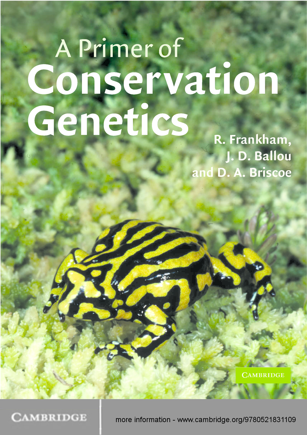 A Primer of Conservation Genetics