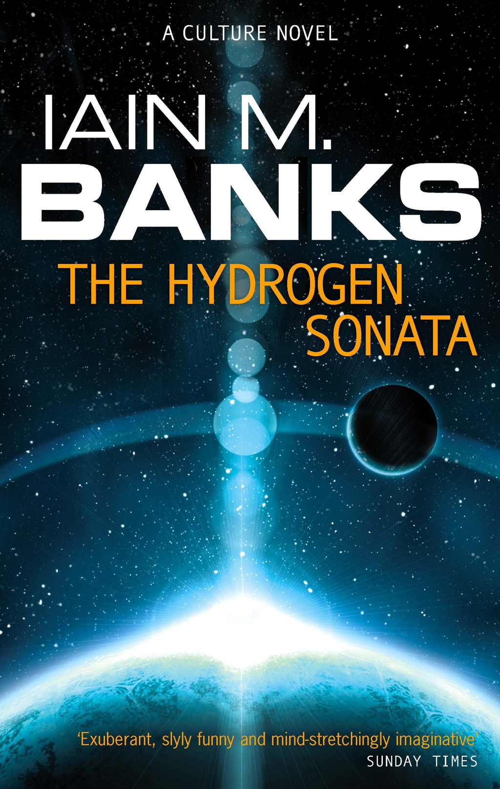 The Hydrogen Sonata A Culture Novel