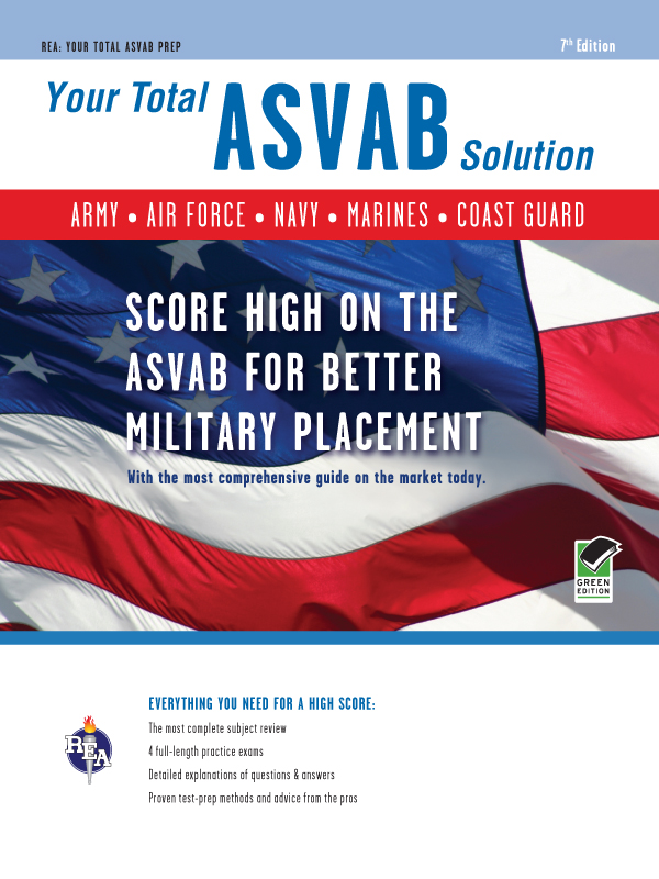 ASVAB 7th Edition By: Wallie Walker-Hammond
