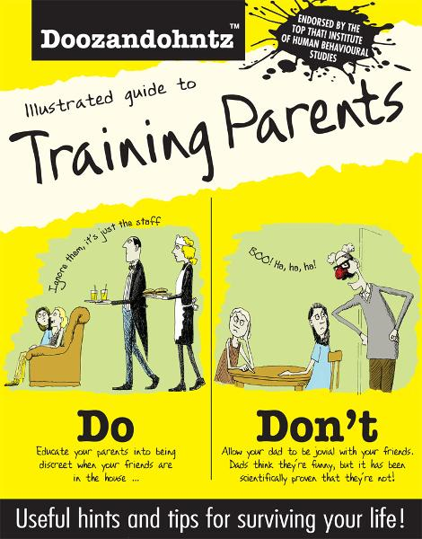Illustrated Guide to Training Parents