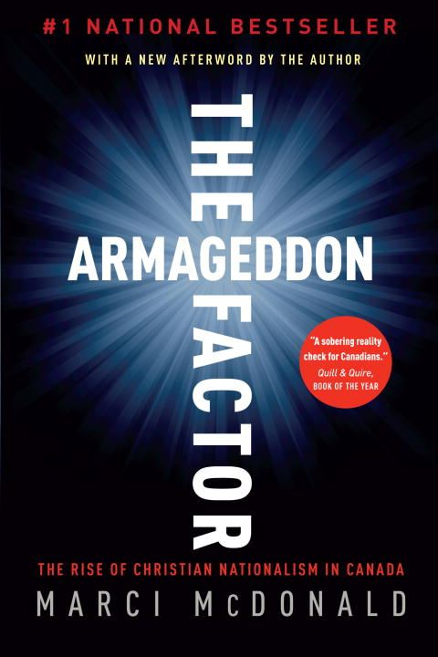 The Armageddon Factor By: Marci McDonald
