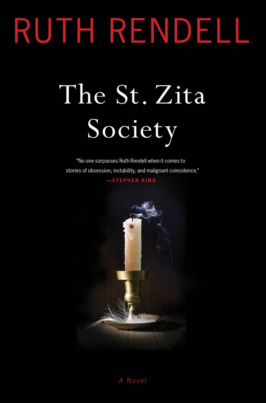 The St. Zita Society By: Ruth Rendell