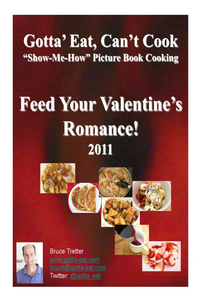 Feed Your Valentine's Romance 2011