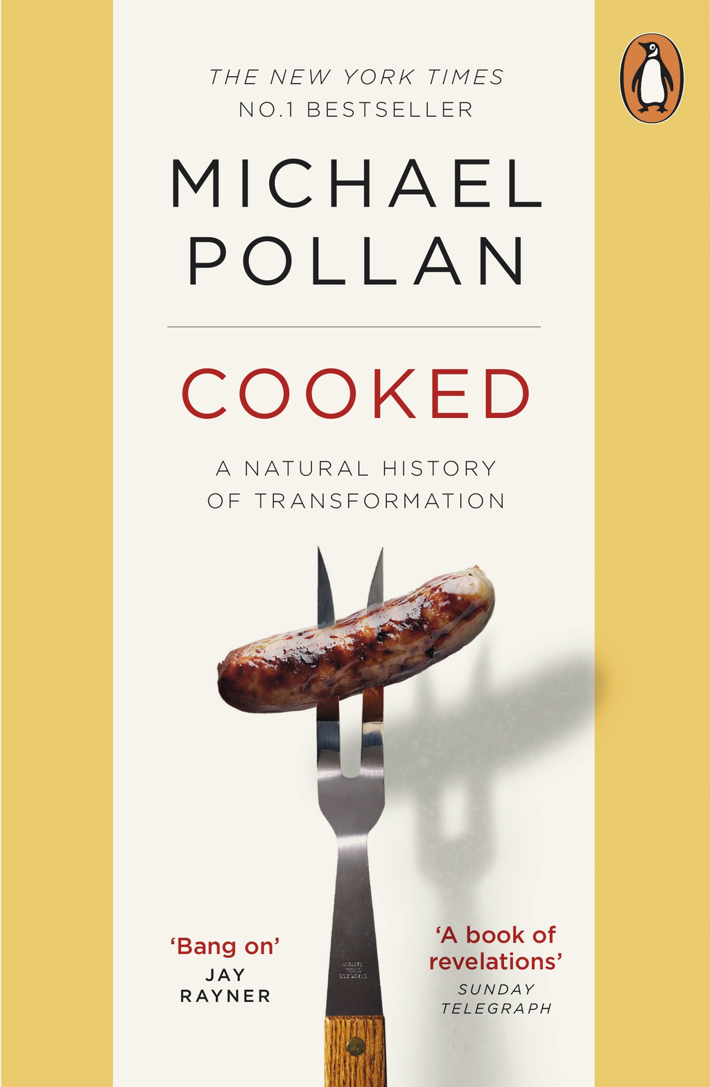 Cooked A Natural History of Transformation