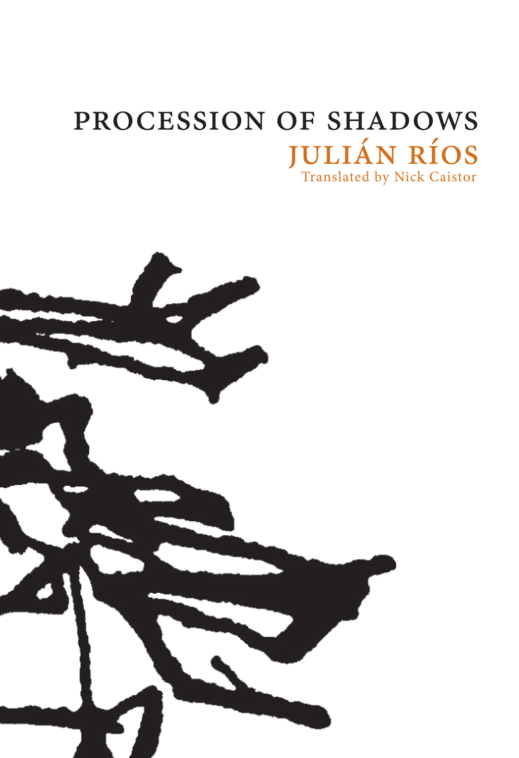 Procession of Shadows (Spanish Literature Series)