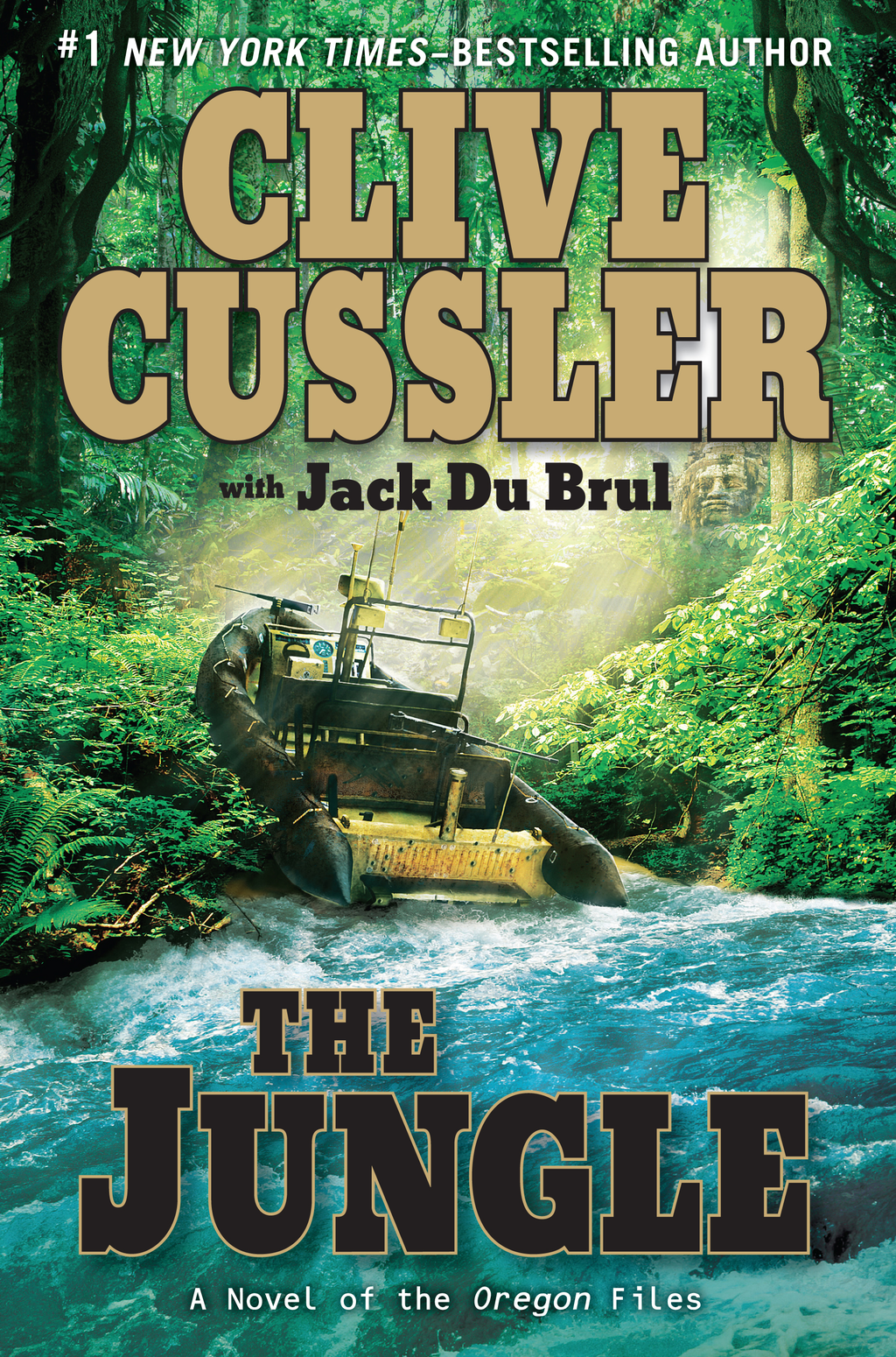 The Jungle By: Clive Cussler,Jack Du Brul