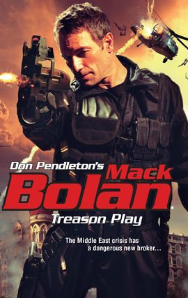Treason Play By: Don Pendleton