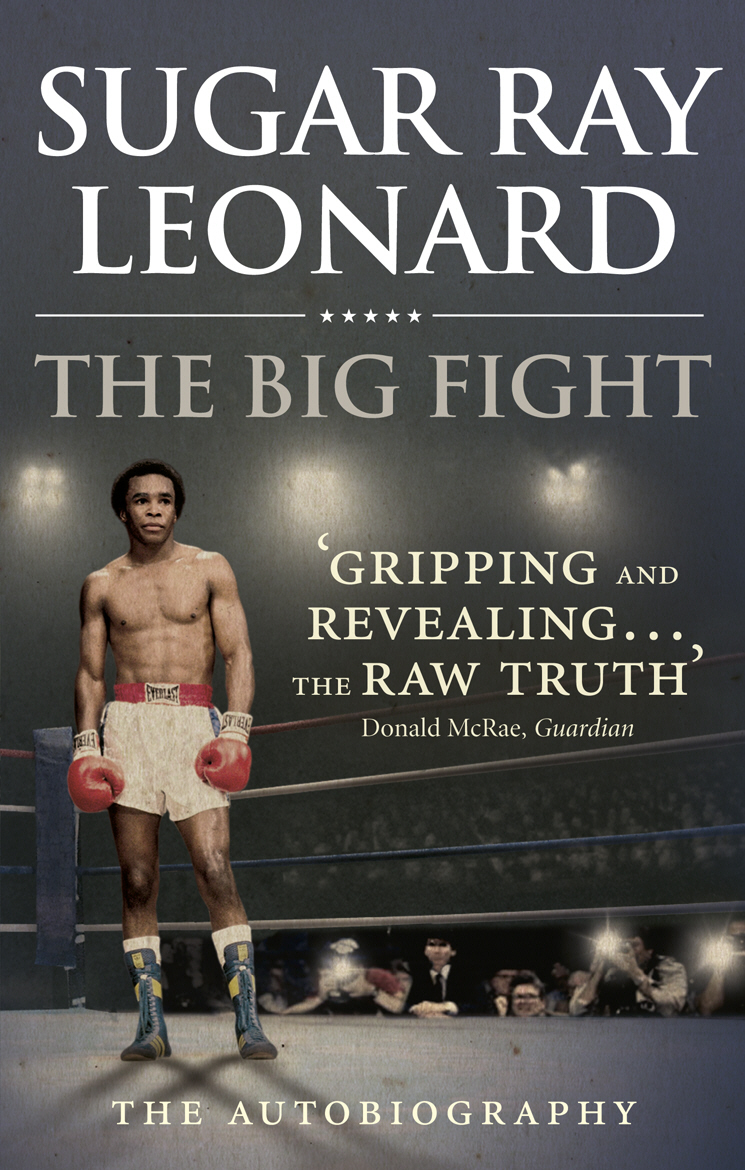 The Big Fight My Story