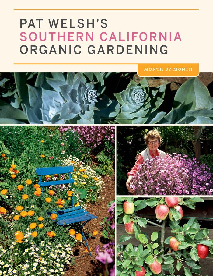 Pat Welsh's So Cal Organic Gardenin