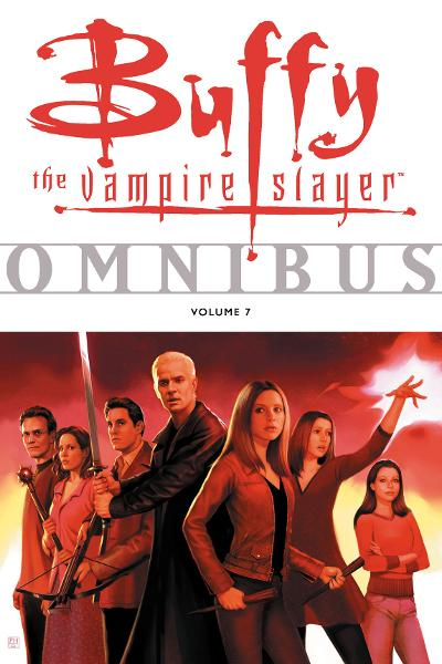 Buffy the Vampire Slayer Omnibus Volume 7 By: Tom Fassbender, Jim Pascoe, Christopher Golden, Paul Lee (Artist), Eric Powell (Artist)