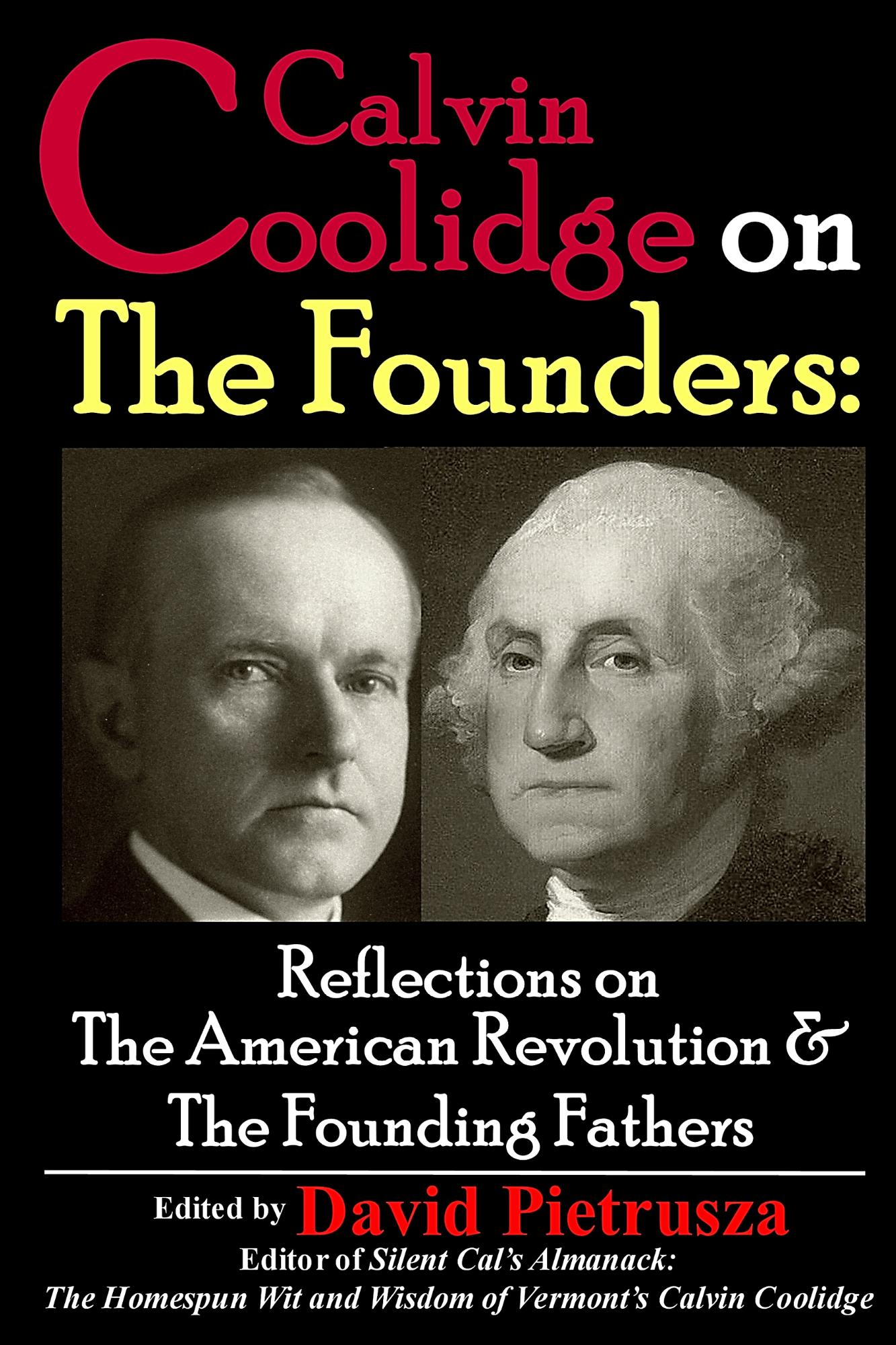 Calvin Coolidge on the Founders