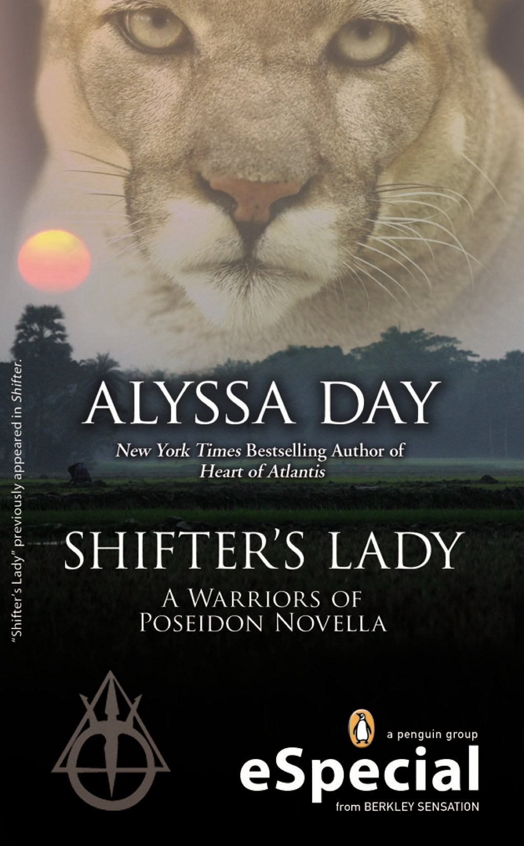 Shifter's Lady By: Alyssa Day