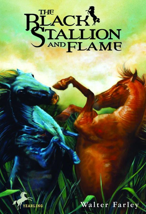 The Black Stallion and Flame By: Walter Farley