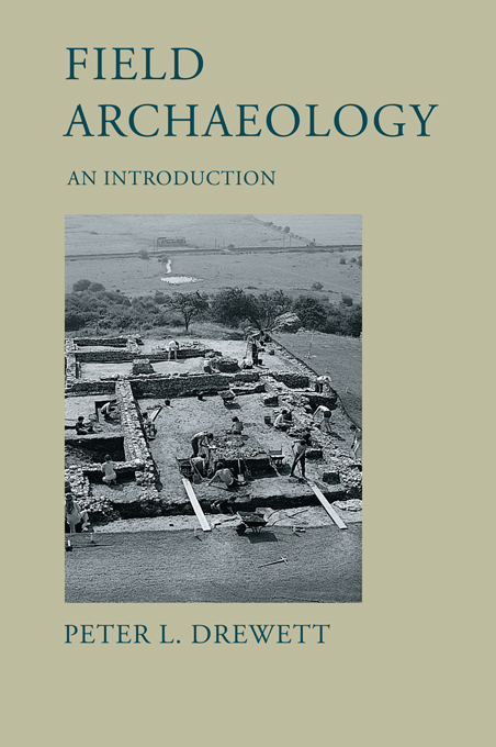 Field Archaeology An Introduction