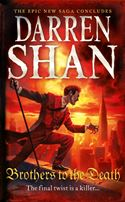 Picture of - Brothers to the Death (The Saga of Larten Crepsley, Book 4)
