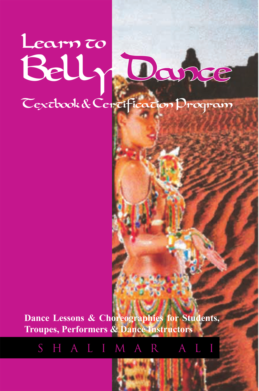 Learn to Belly Dance Textbook & Certification Program