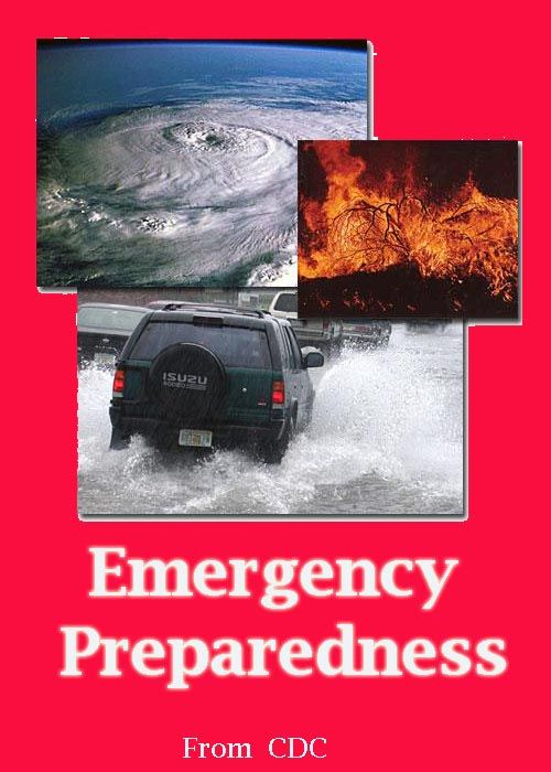 Emergency Preparedness By: CDC