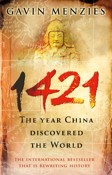 1421 The Year China Discovered The World