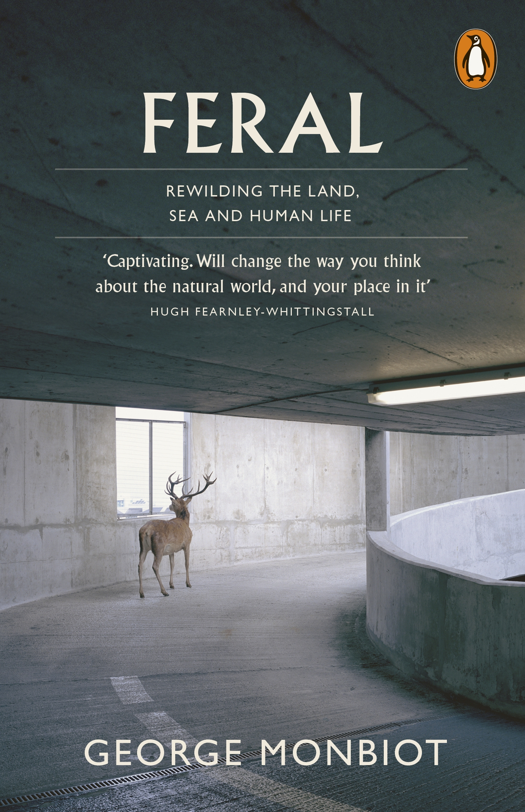 Feral Rewilding the Land,  Sea and Human Life
