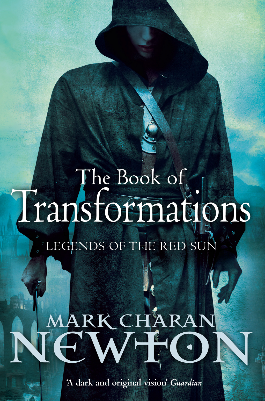 Book of Transformations By: Mark Charan Newton