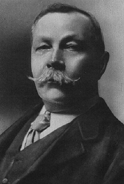 Arthur Conan Doyle - The Hound of the Baskervilles, Third of the Four Sherlock Holmes Novels