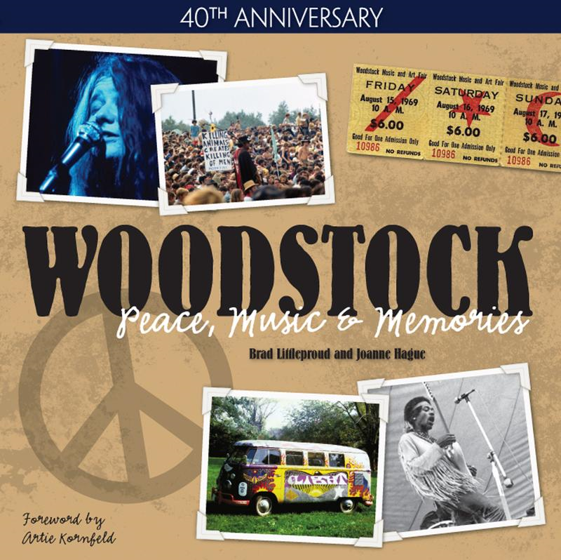 Woodstock - Peace, Music & Memories
