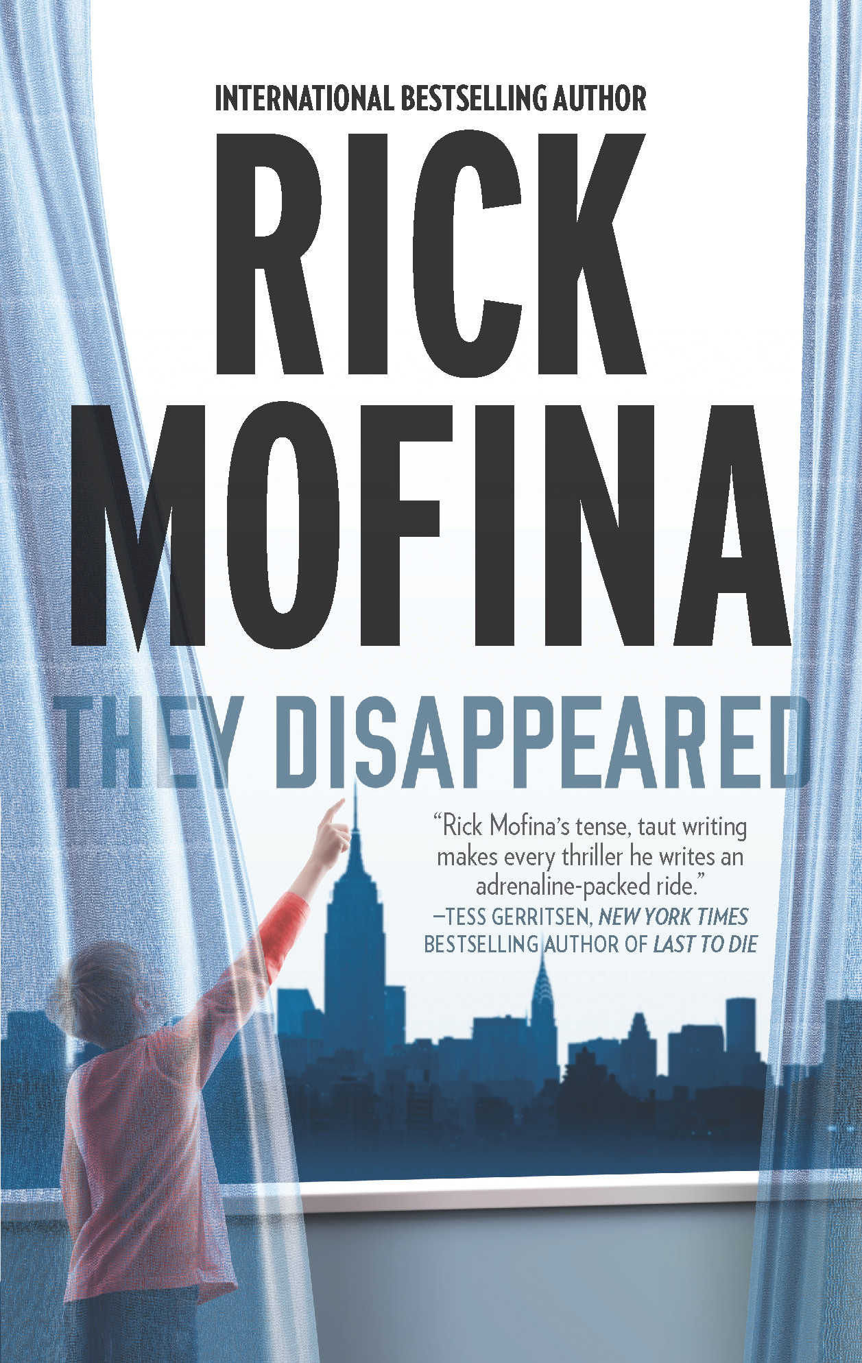 They Disappeared By: Rick Mofina