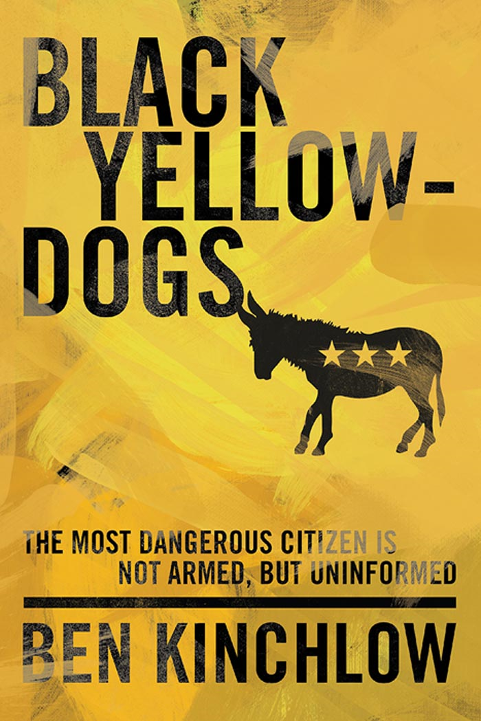 Book Cover: Black Yellowdogs